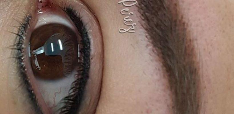 Eyeliner boven ❤❤(onder is genezen) En ombre …
