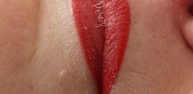 Full blush lips💋❤❤
