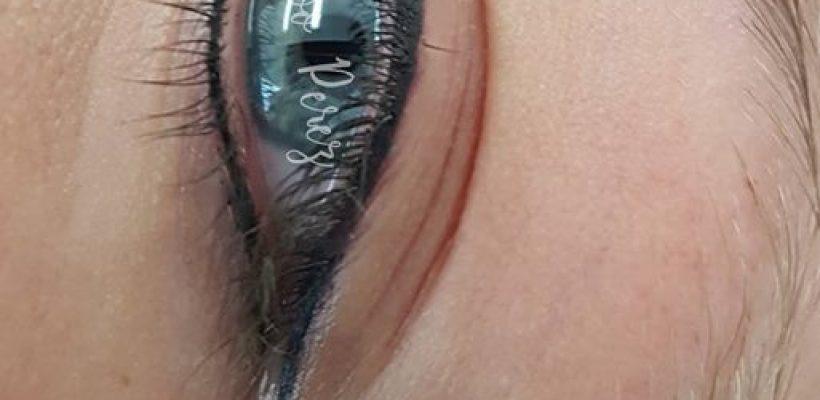 Eyeliner dubbel❤ jaloers op deze prachtige …
