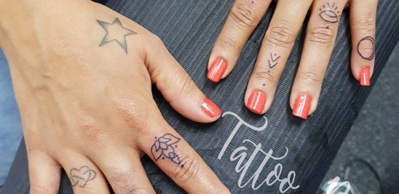 Love Vinger Tattoos Tattoo Perez Permanente Make Up