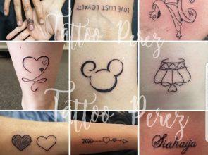 Vandaag weer kleine tattoodag …