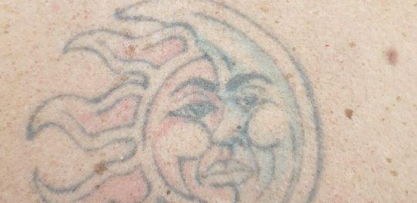 Oude tattoo nieuw leven …